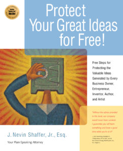 Book Cover - Protect Your Ideas for Free!